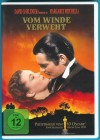 Vom Winde verweht DVD Clark Gable, Vivien Leigh NEUWERTIG