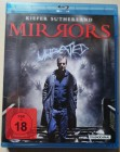 Mirrors -Unrated Version BLU RAY deutsch - Kiefer Sutherland