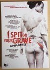 I Spit on Your Grave - Remake - Schuber - Unrated