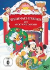 Weihnachtsspaß mit Micky und Donald - DVD  (x)