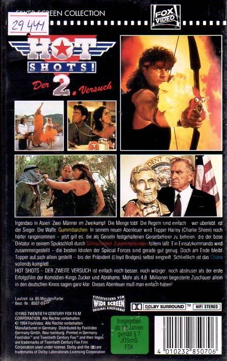 Hot Shots - Der 2. Versuch (29444)