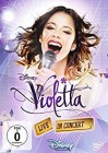 Violetta - Live in Concert- DVD  (x)