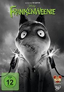 Frankenweenie- DVD  (x)