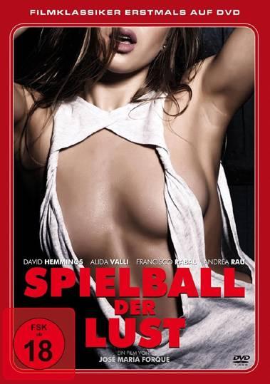 Spielball der Lust (DVD)