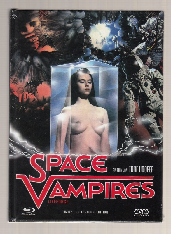 Space Vampires - Lifeforce - NSM Mediabook 159/500