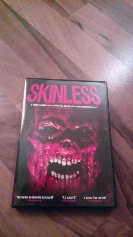 Skinless DVD