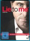Lie to Me - Season 1 (4 DVDs) Tim Roth guter - sehr guter Z.
