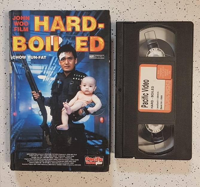 Hard Boiled (Pacific Video)