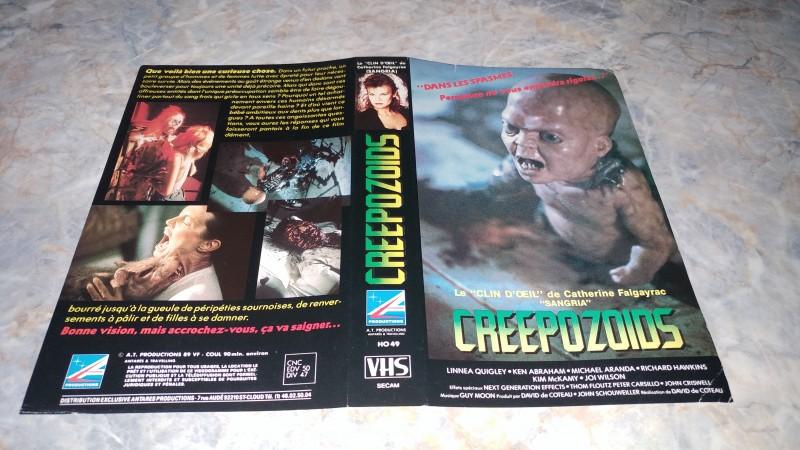Creep Zone / ORIGINAL COVER