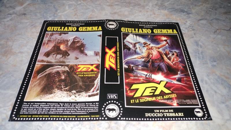 Tex / ORIGINAL COVER