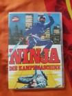 Ninja - Die Kampfmaschine - Wang Tao - Uncut DVD