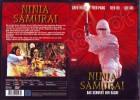 Ninja Samurai - Das Schwert der Rache / DVD NEU OVP