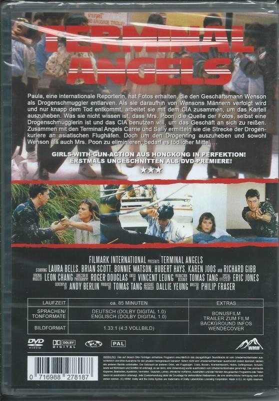 Terminal Angels - Uncut