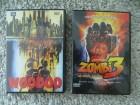 Woodoo, Zombie III (2 DVDs) Fulci (Zombi 2+3) Laser Paradise