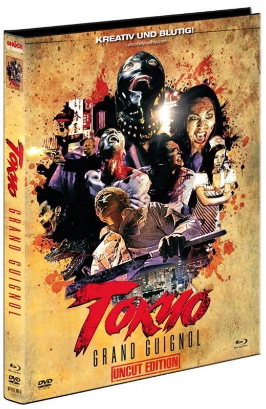 Tokyo Grand Guignol (Mediabook B) NEU ab 1€