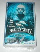 HELLRAISER  IV  - Neuwertig - Noch in Folie