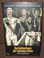 LEICHENHAUS DER LEBENDEN TOTEN lim. 66 X Rated Hartbox A NEU