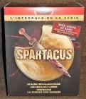SPARTACUS lim. uncut Box Staffel 1-4 komplette Serie (NEU)