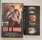 Fist of Honor (VPS Video)