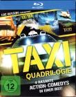 TAXI QUADRILOGIE 4x Blu-ray Box TAXI 1-4 Frankreich Kult