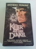 Killer aus dem Dunkel(Anthony Perkins)VMP no DVD uncut TOP !