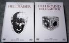 Hellraiser 1+2 White Mediabooks UNCUT (2x Mediabook weiß)