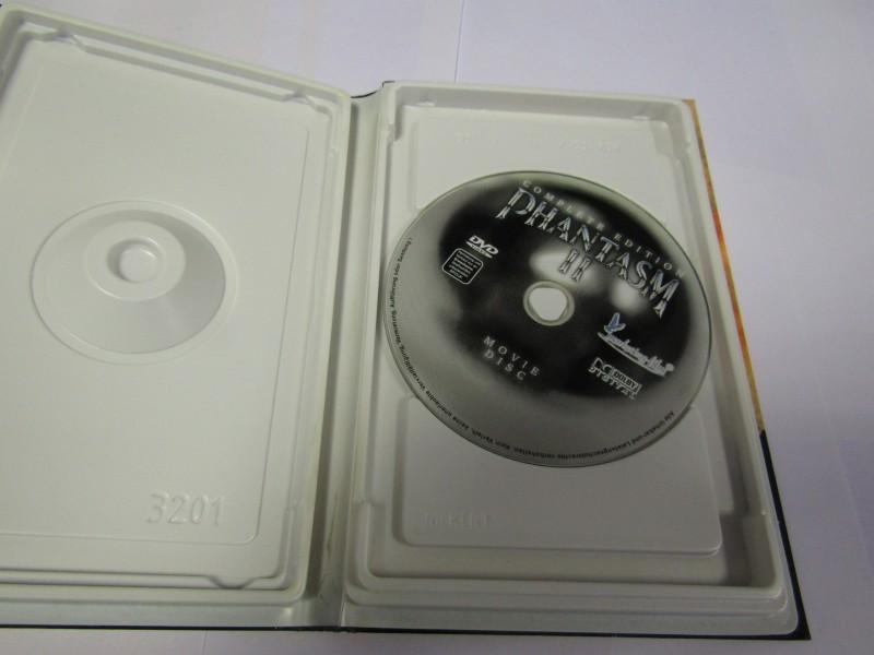 Phantasm 2 II DVD Hardcoverbox limitiert auf 500 Stück