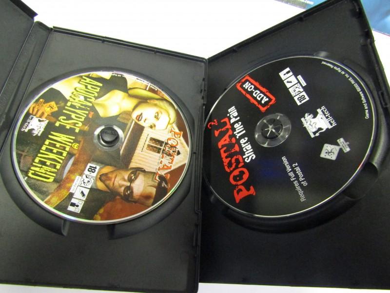 Postal 2 mit 2 DLC Paketen Add Ons PC komplett OVP Rar