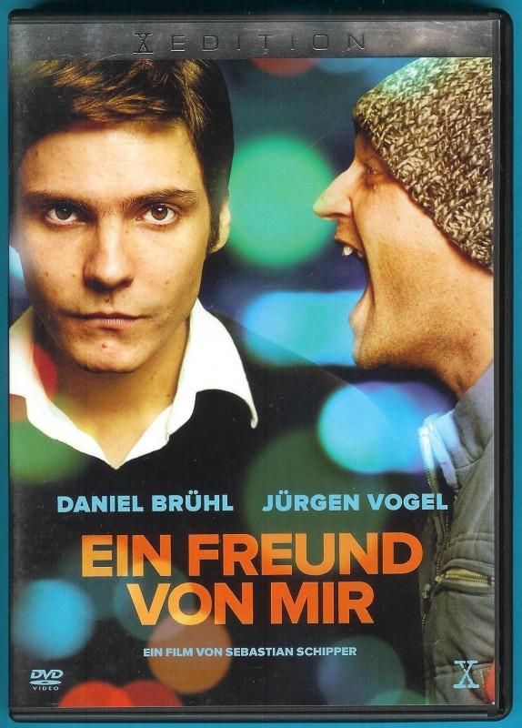 Ein Freund von mir DVD Daniel Brühl, Jürgen Vogel f. NEUWERT