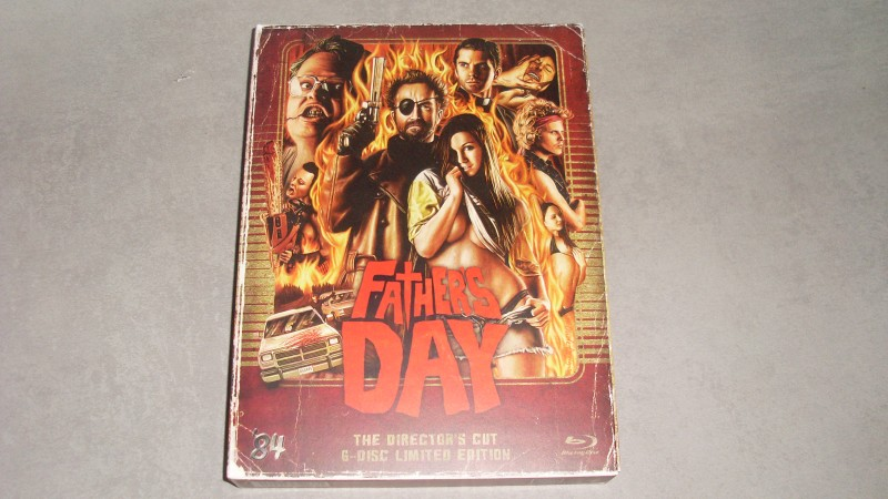 Fathers Day - 6-Disc Digipack - lim. 2000
