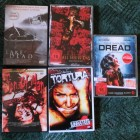 HORROR /SPLATTER PACKET UNCUT