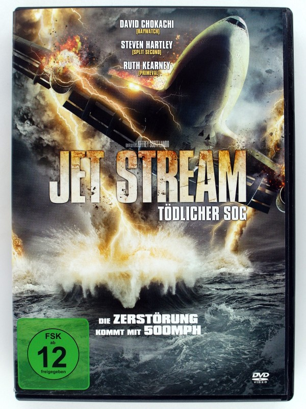 Jet Stream - überstarke Tornados, Starkwinde, Sturm - USA,