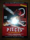 Pieces - Der Kettensägenkiller - Limitierte Sonderauflage