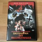 DAS HAUS AN DER FRIEDHOFMAUER von Lucio Fulci DVD uncut