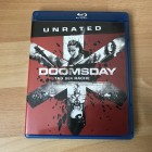 DOOMSDAY - TAG DER RACHE Unrated  Blu Ray