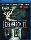 ZELLBLOCK 11 Blu-ray - düsterer Geister Horror Thriller