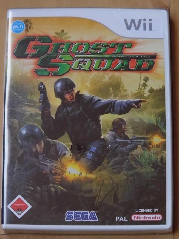 Ghost Squad (Wii, neu ! )