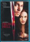 From Hell DVD Johnny Depp, Heather Graham sehr guter Zustand