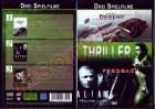 Beeper , Feedback , Alias - Tödliche Liebe / 3 Filme Box OVP