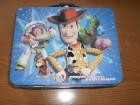 TOY STORY Trilogie 3 DVDs geprägte Lunchbox TINBOX Disney