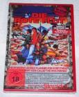 Die rote Flu DVD - Action Cult - Neu - OVP - Uncut -