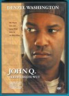 John Q. - Verzweifelte Wut DVD Denzel Washington NEUWERTIG