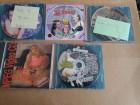 5 DVDs / CD`s
