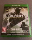 Call of Duty Infinite Warfare + DLC Modern Warfare XBO neuw.