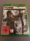 Tomb Raider Definitive Edition XBO PAL deutsch neuwertig