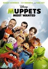 Muppets Most Wanted- DVD