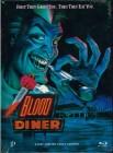 Mediabook  - Blood Diner - 2Disc Uncut BD + DVD   (x)
