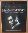Demon Warriors - Black Edition - uncut Version - Blu Ray