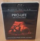 Pro-Life - Des Teufels Brut - Black Edition - Blu Ray
