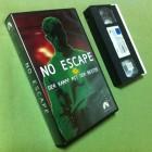 No Escape - Der Kampf mit der Bestie VHS